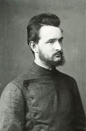 Portrait de Robert Bosch, fondateur du groupe Bosch
