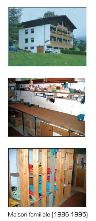 TSL : du garage de la maison familiale...