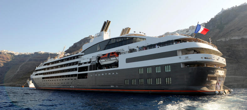 navire L'Austral-Ponant