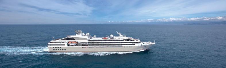 navire soleal-Ponant