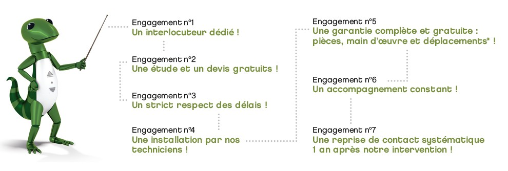engagements monsieur store