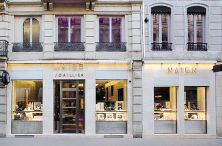 boutique maier joaillier
