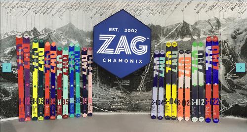 ZAG, une marque de ski de randonnée et de freeride haut de gamme