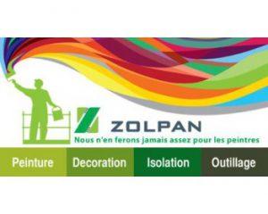 Zolpan, l'expert de la peinture pour particuliers et professionnels