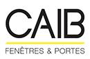CAIB : menuiseries en alu et acier