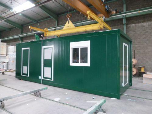 Ocebloc container : le spécialiste de la construction modulaire