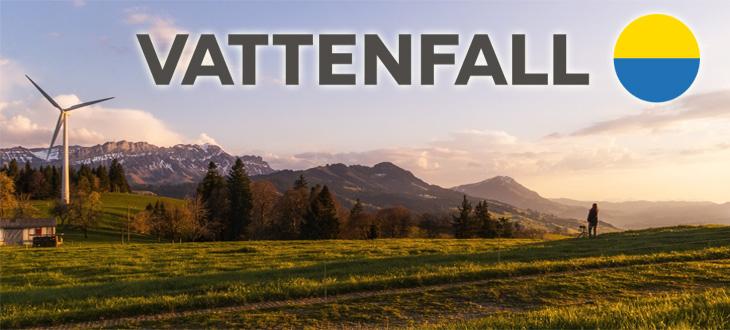 Vattenfall, fournisseur d'énergie engagé